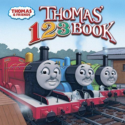 thomas 123 book thomas friends pictureback r mi te ミーテ